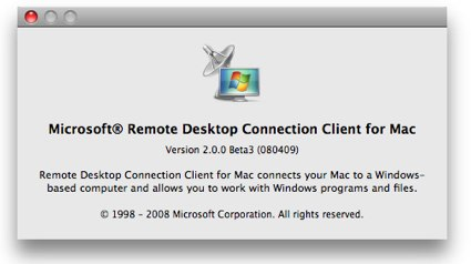 what is microsoft document connection on my mac