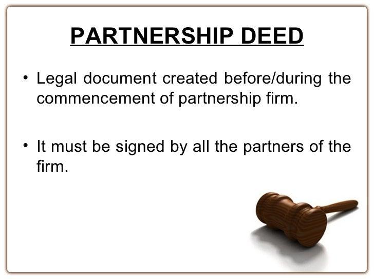 documentation to legal entitty