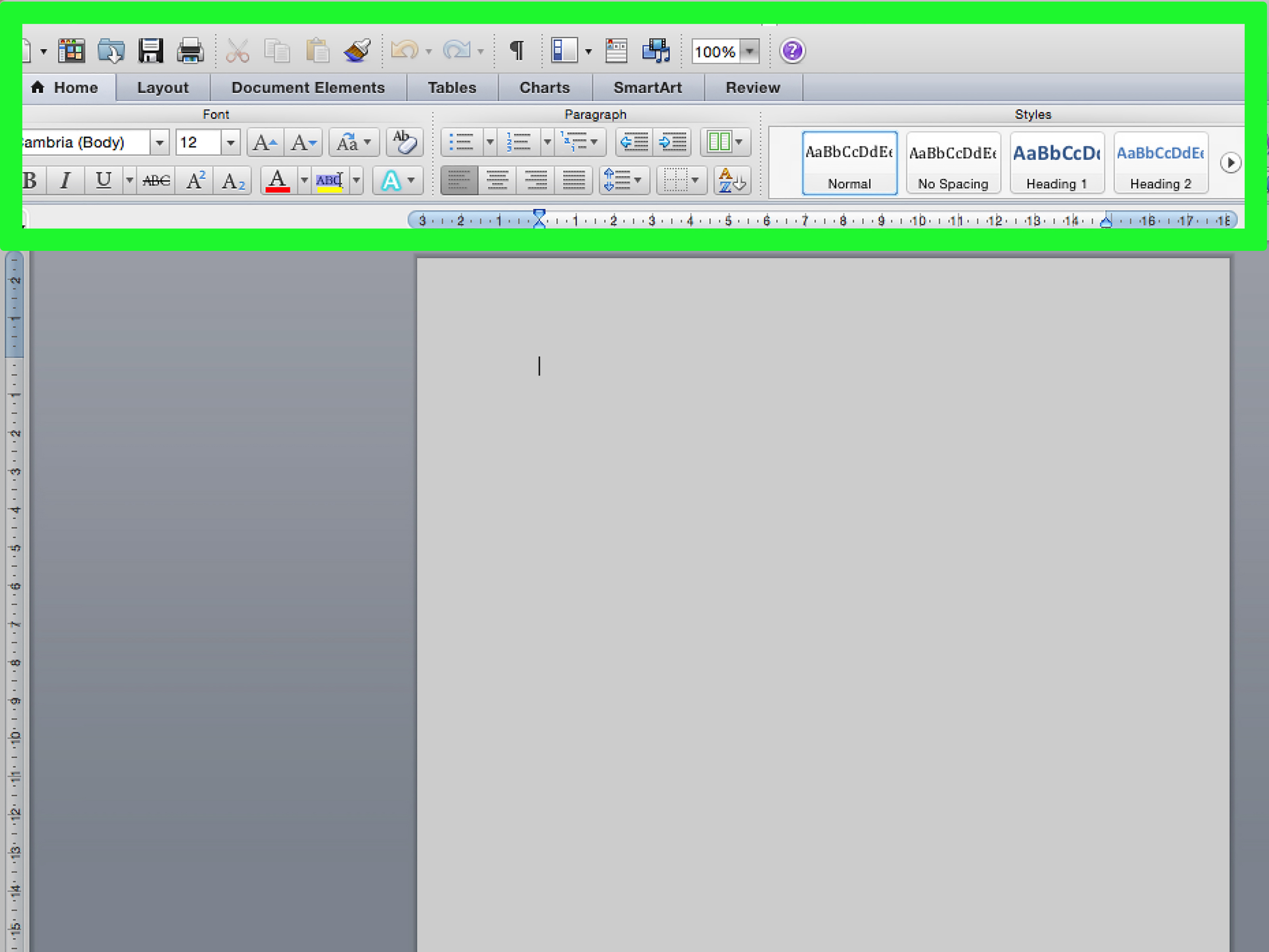 how to tell when word document has been edited