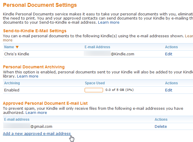how to send a word document to an email address