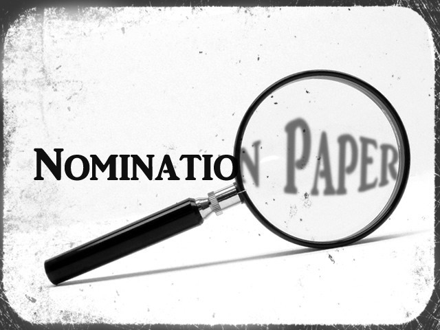 act nomination documentation list