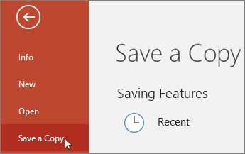 how often does onedrive saev document