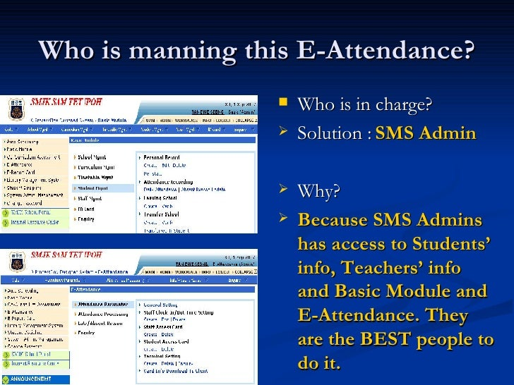 school management system modules documentation