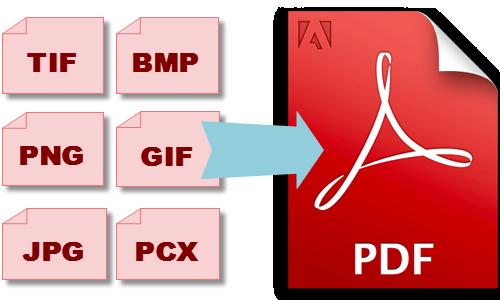 convert pdf image to pdf document