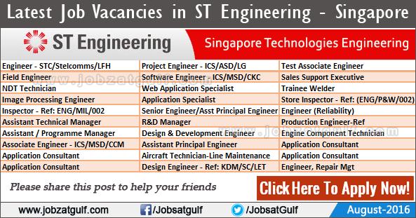 documentation jobs in singapore