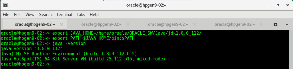 oracle java calcvalue documentation
