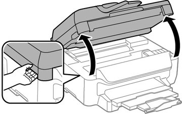 epson wf 2530 printer error see your documentation