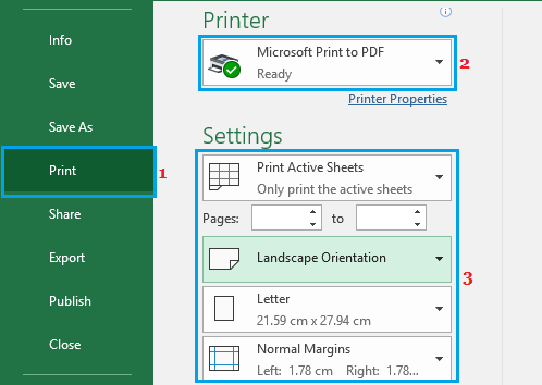 save print document as pdf