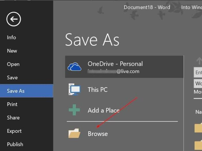 word document icon preview thumbnail