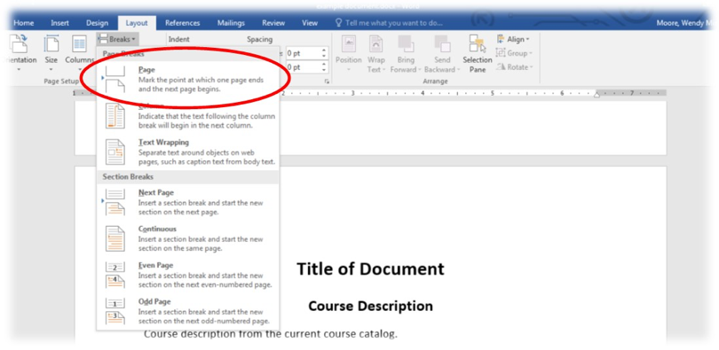 word document formatting differently on two computers