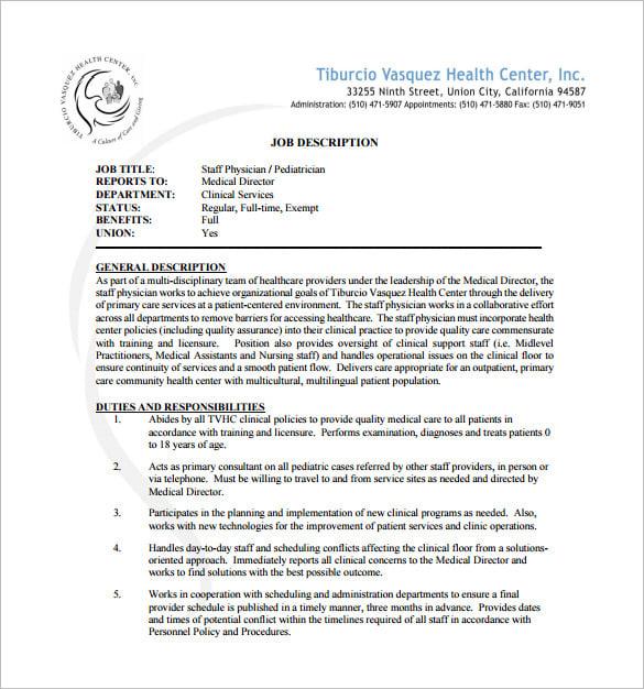 document management specialist job description