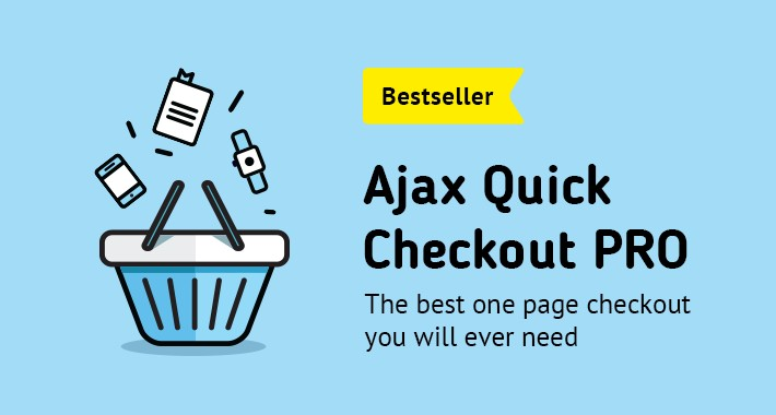 ajax quick checkout documentation