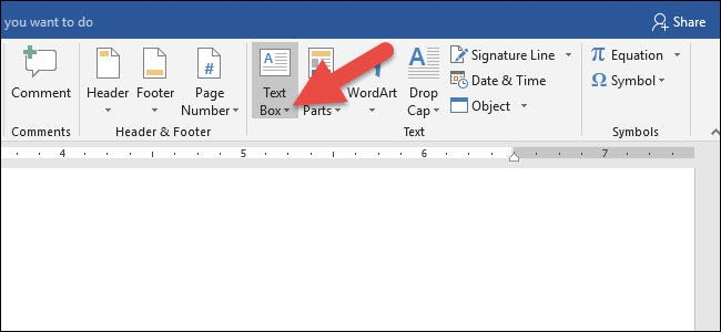 how to insert document in word 2010