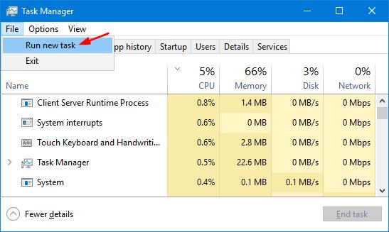 smoni failed to create empty document windows 10