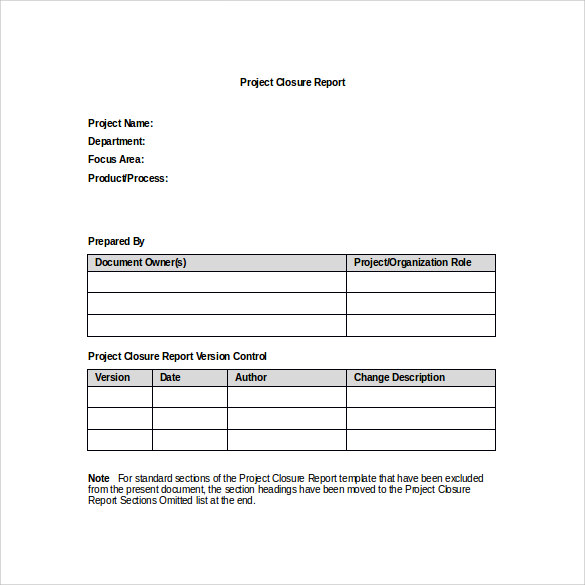 document version control template word