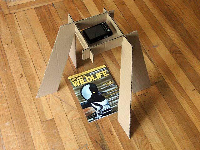 the betty ipad document camera stand