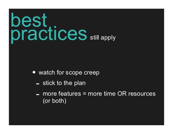 confluence best practices documentation