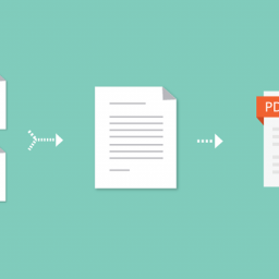 how to compress pdf files into one document