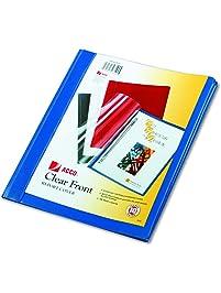 avery extended edge document sleeves