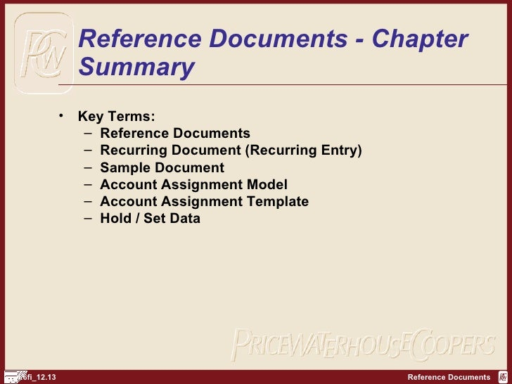 how to reference an attachment in a document