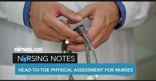 assessment documentation for student nurses