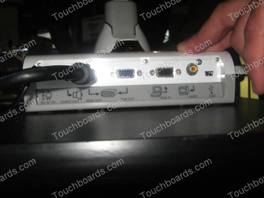 elmo document camera lx 1
