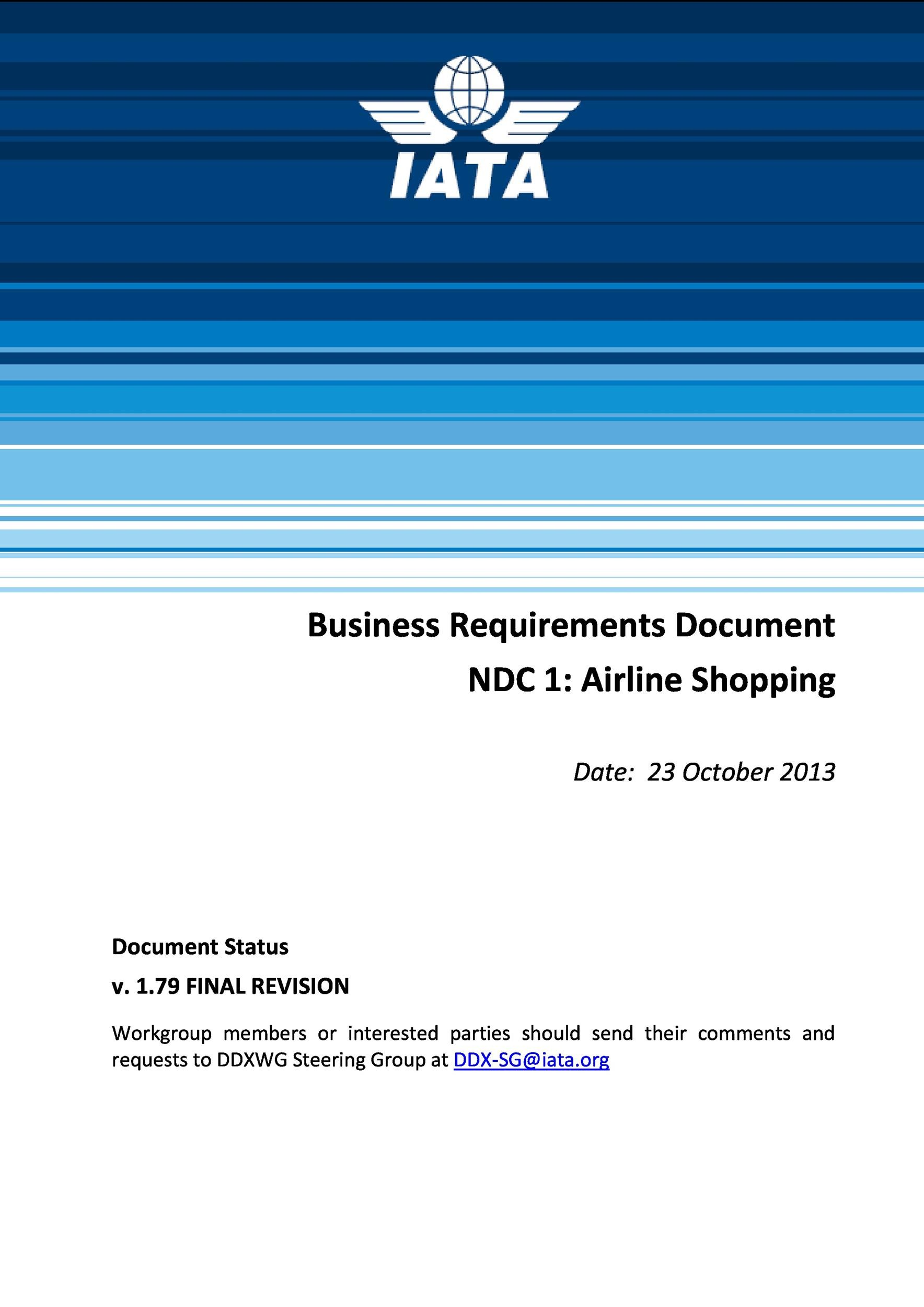 software product requirements document template
