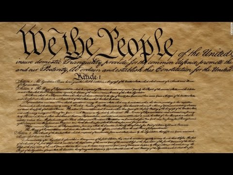 is the constitution a living document