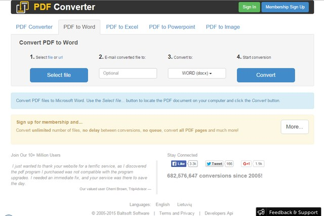 best way to convert pdf to word document