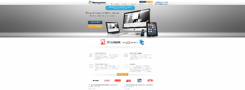 online document storage for business