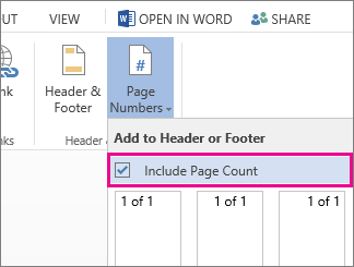 software to count number of words in a document