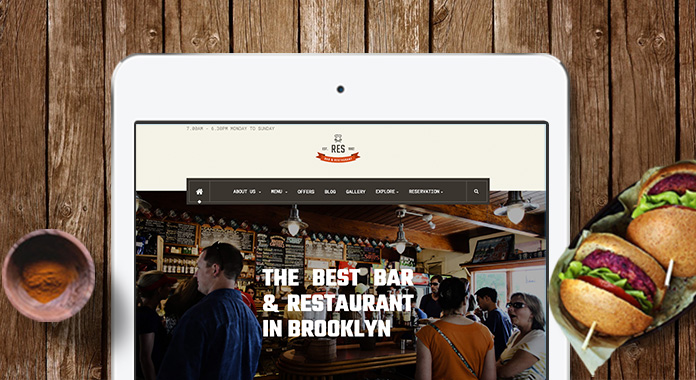 restaurant reservation system documentation