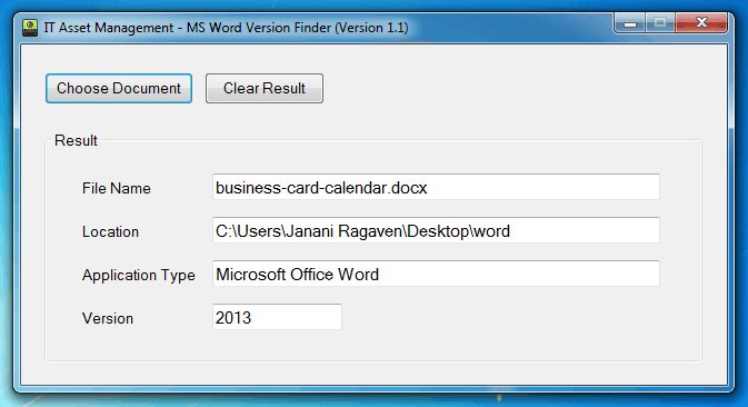 how to version up word document
