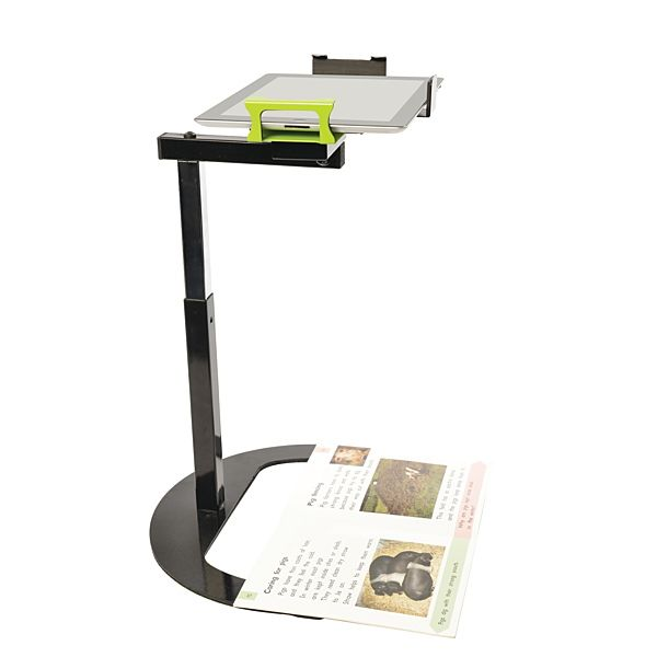 the betty ipad document camera stand