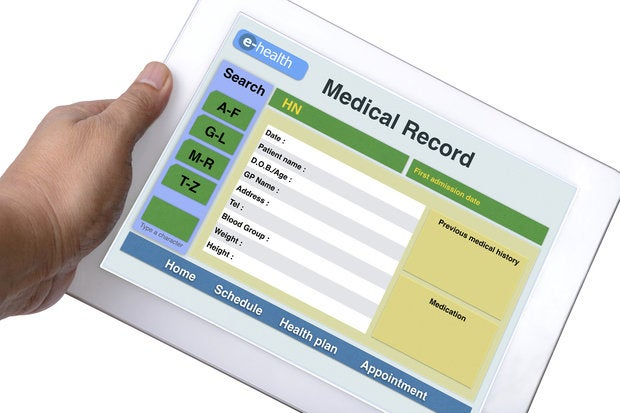 electronic nursing documentation systems