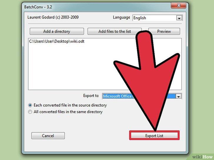 transformer document word en pdf