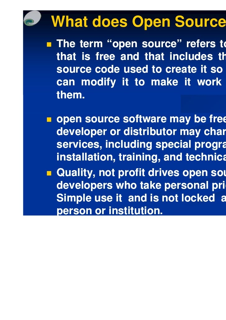 it documentation software open source