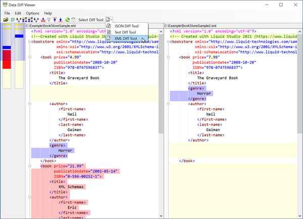 c create classes from xml document