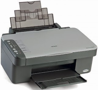 how to scan document from epson stylus cx3700