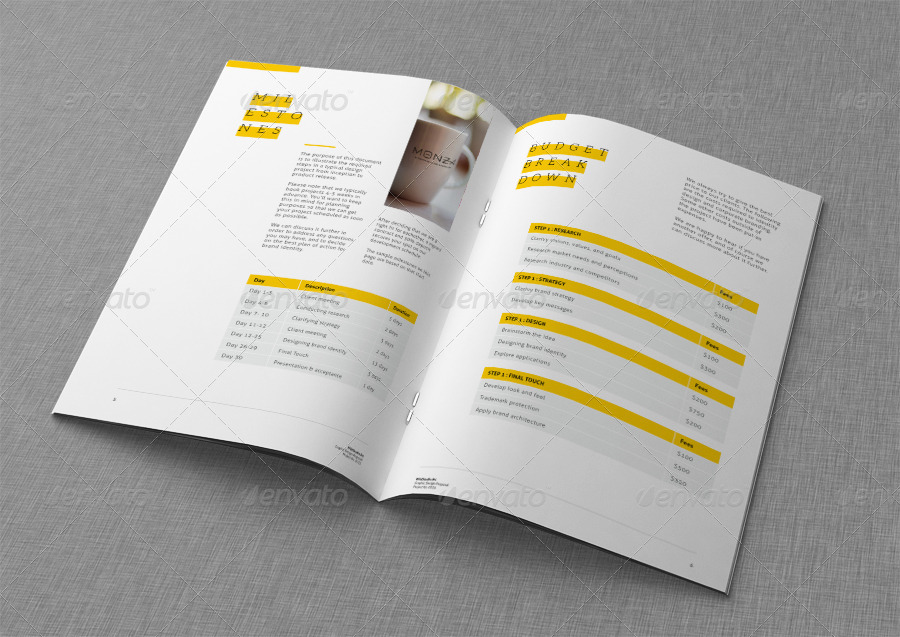 what is design document design brief graphic design