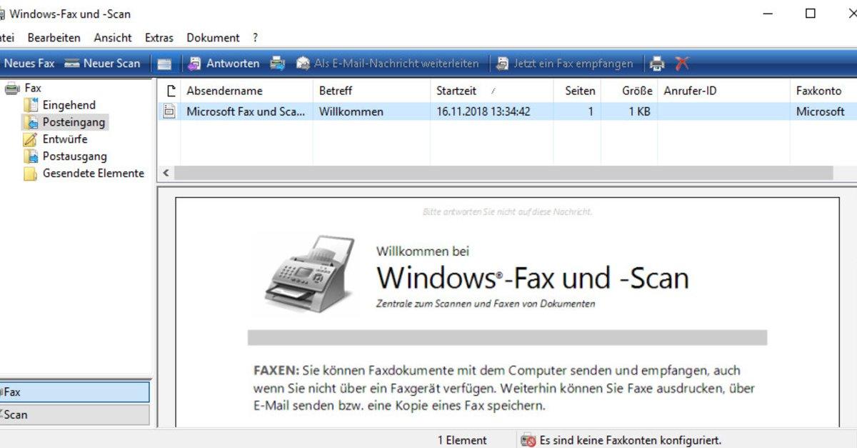 windows 10 scan a document