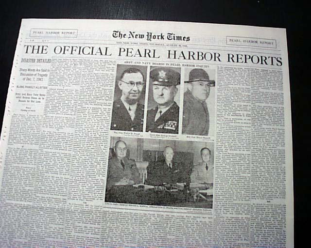 pnac document new pearl harbor