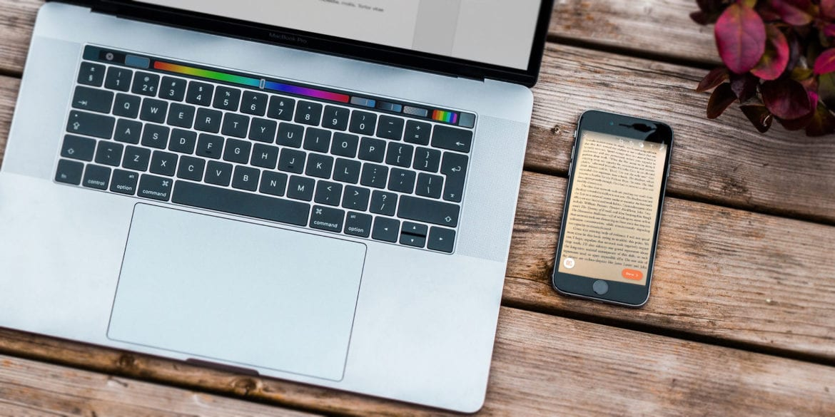 how to scan a document using a mac