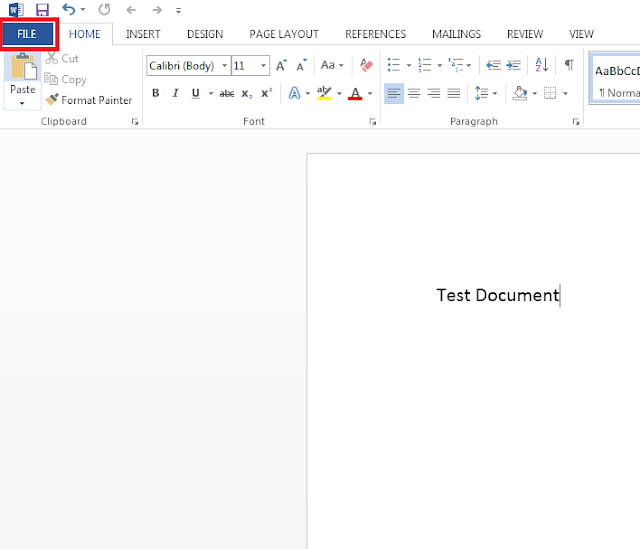 how to create a pdf from a word document