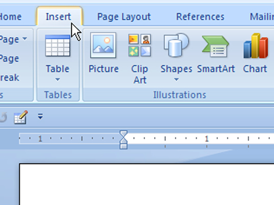 cannot paste within a word 2007 document