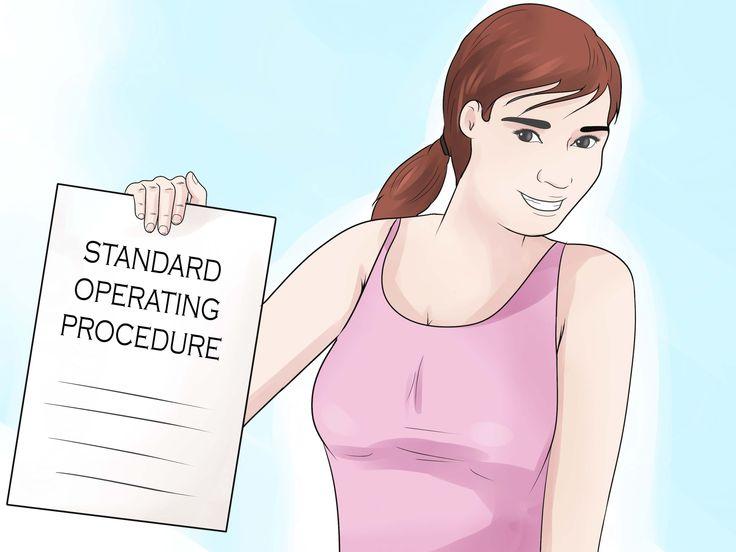 standard operating procedure document for software development