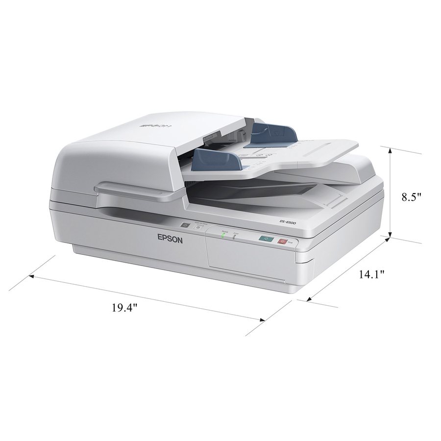 epson workforce document scanner gt-1630 review