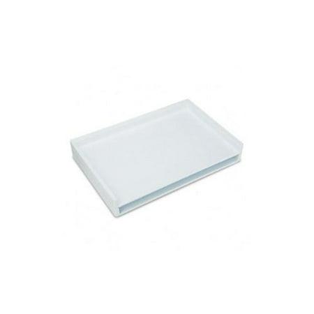 document trays white big w