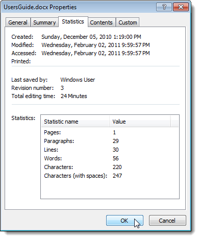 word restarded and i lost document