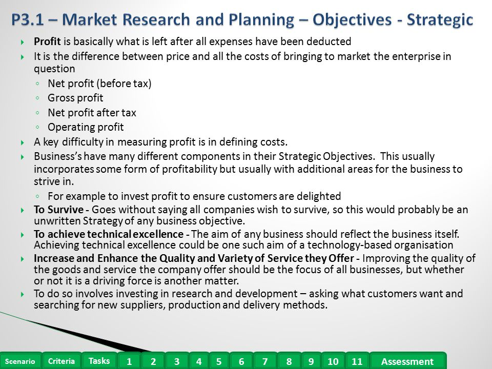 achieve document objectives in business methods